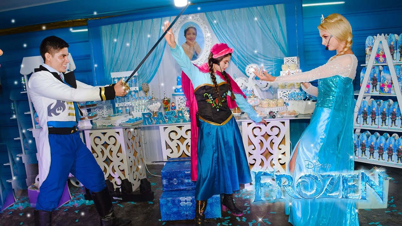 Frozen: Una Aventura Congelada  FULL MOVIE Elsa & Anna (2021) HD