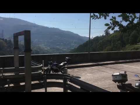 Encoro Caniçada Dam