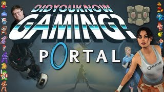 Portal - Did You Know Gaming? Feat. MatPat from Game Theory