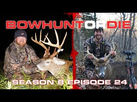 Non-Typical Buck- Bowhunt or Die Season 08 Episode 24