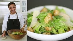 Homemade Caesar Salad Dressing - Kitchen Conundrums with Thomas Joseph