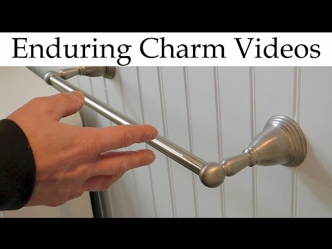 towel-bars:-how-to-tighten-or-remove