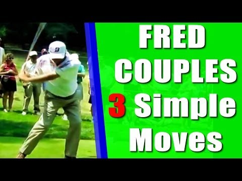 Golf Instruction: 3 Ingredients to Solid Contact w/ Fred Couples