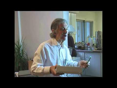 Bioenergetic healing, Radionics & Radiesthesia presentation Pt 2