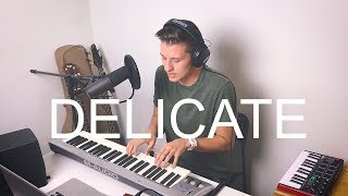 Baixar DELICATE // TAYLOR SWIFT COVER // REPUTATION ALBUM