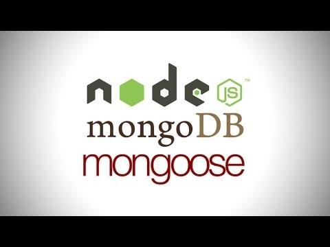 Node.js MongoDB Tutorial using Mongoose