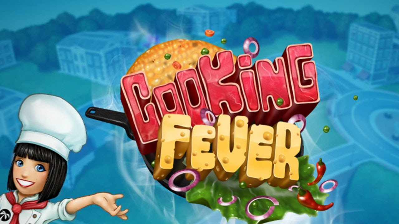 Cooking Fever Iphone Ipod Touch Ipad Gameplay Youtube