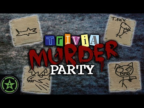 THE MOST DANGEROUS ANIMAL - Trivia Murder Party | Let's Play