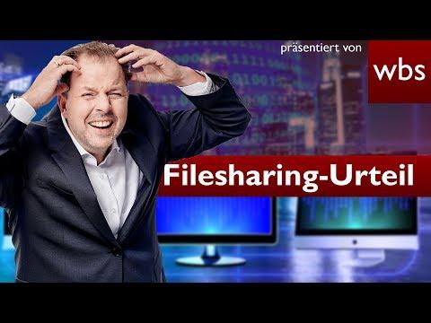 Filesharing-Urteil des EuGH – Ein Desaster für Familien? | Rechtsanwalt Christian Solmecke