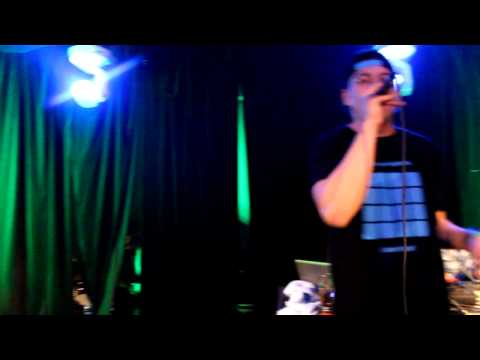 Unbeatable 2ojka - Byla to doba live (15.12.2012, Last party, Music city)