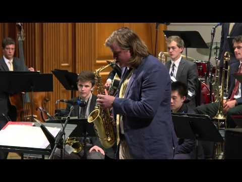 "Williams Jazz Ensemble: ""Skylark"" – Hoagy Carmichael and Johnny Mercer, arr. Bob Brookmeyer"