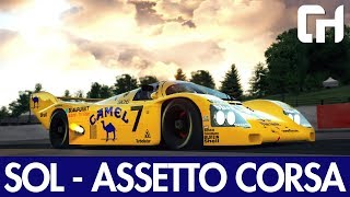 Assetto Corsa Just Got A Whole Lot Better! [Sol Weather FX]