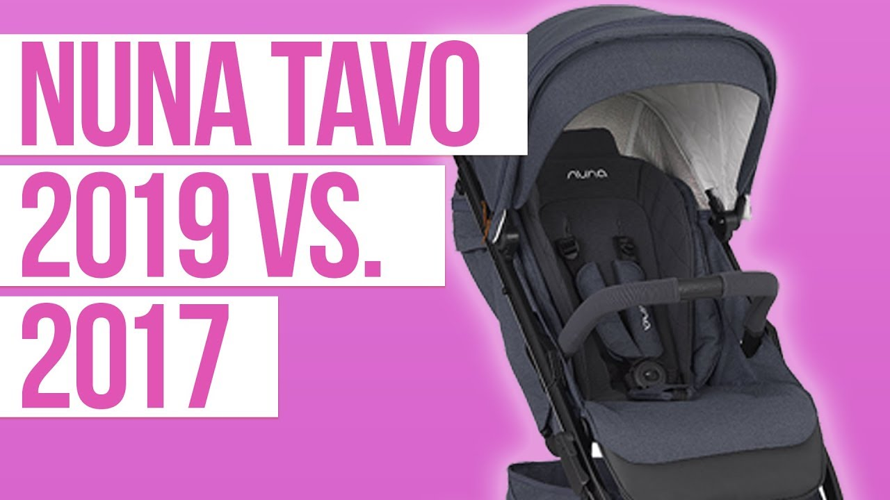 Nuna Stroller Unfold New Nuna Tavo Travel System 2018 Review