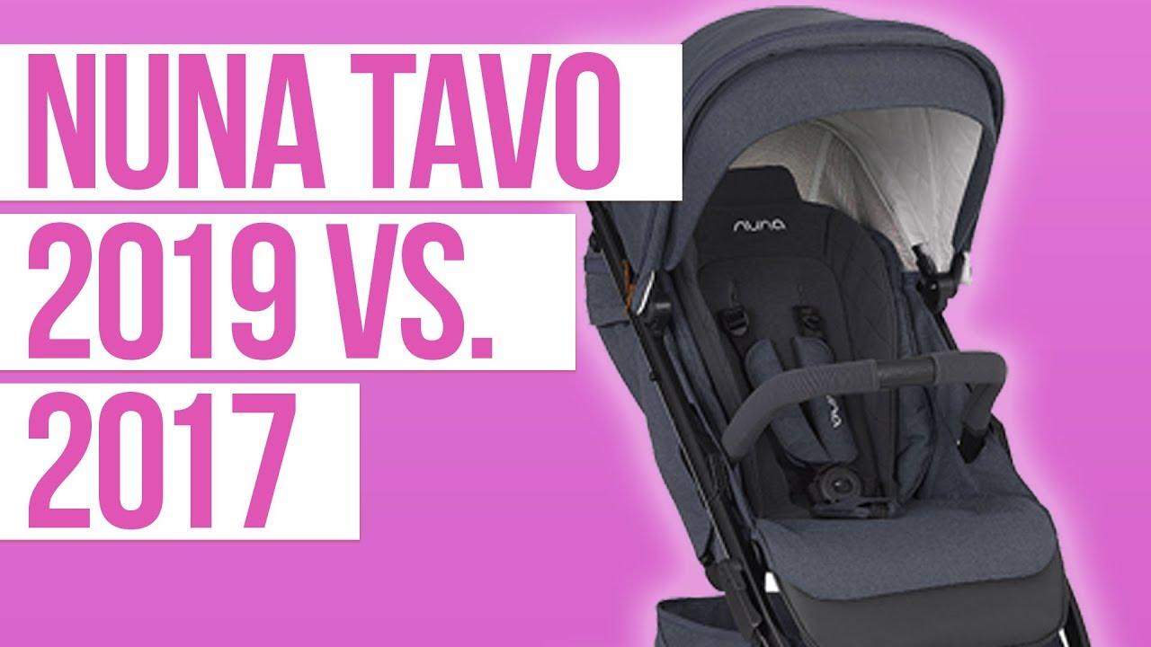Nuna Tavo Stroller 2019 vs 2017 | FULL REVIEW!