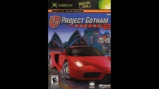 Xbox: Project Gotham Racing 2 (HD / 60fps)