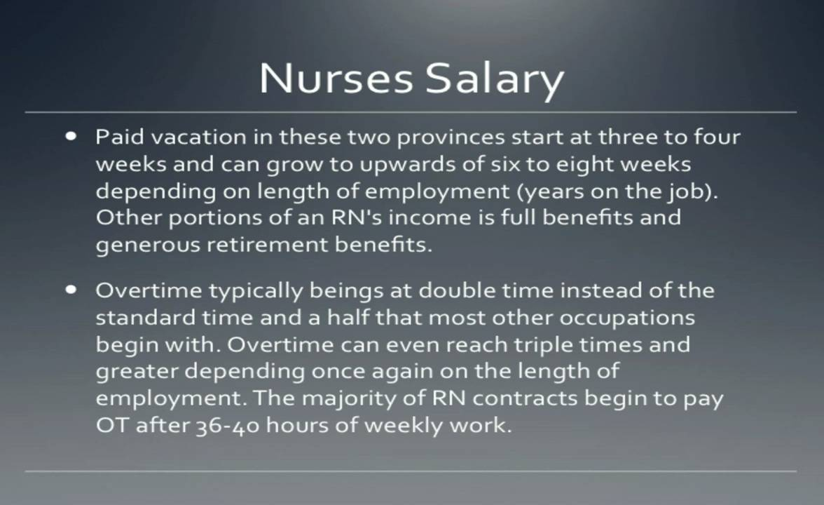 Average salary of a nurse anthesis