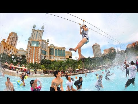 Top 5 Water Park in Malaysia