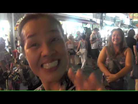 Bangkok - Khaosan Road 2017