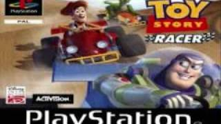 The Mall Theme,Toy Story Racer