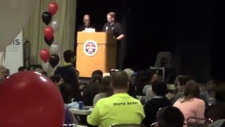 ASI - Team 2nd Place - 2016 MathCounts Competition (Fresno)