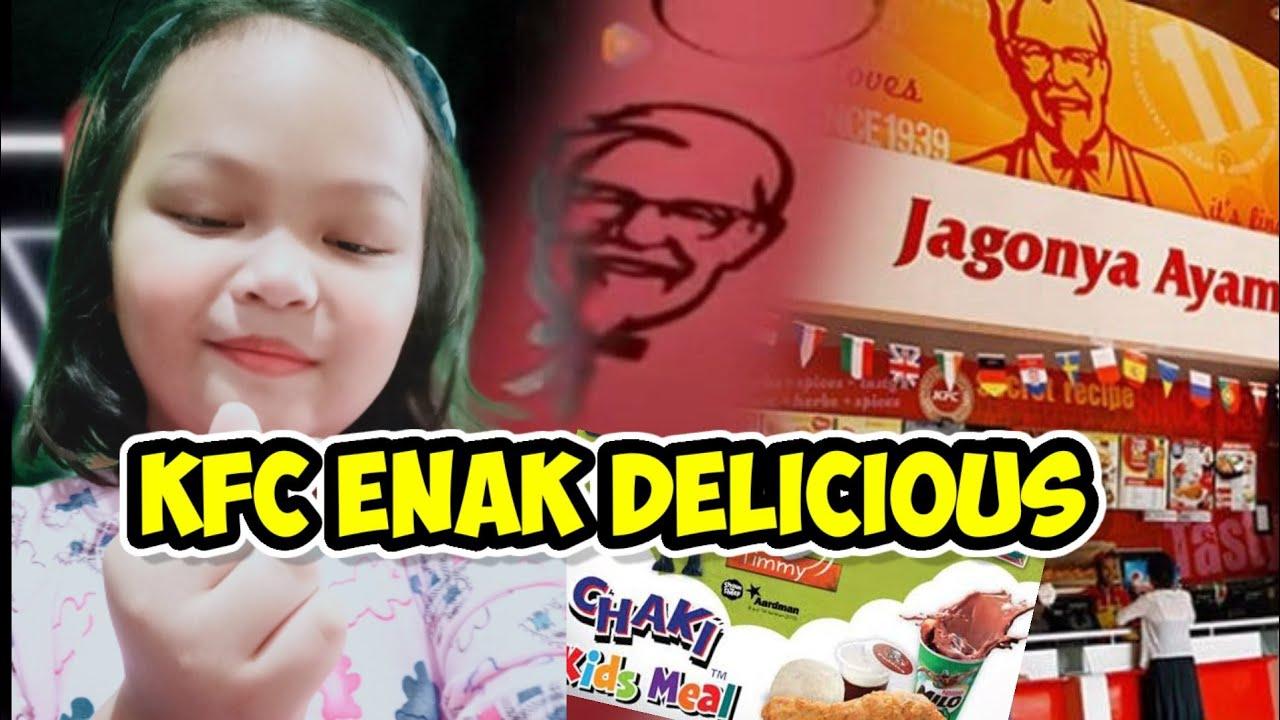 KFC Enak delicious - YouTube