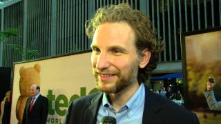 Ted 2 Premiere - Sebastian Arcelus Interview