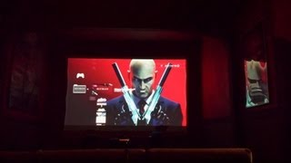 hit man  absolution intro via  acer  330k  90  inches