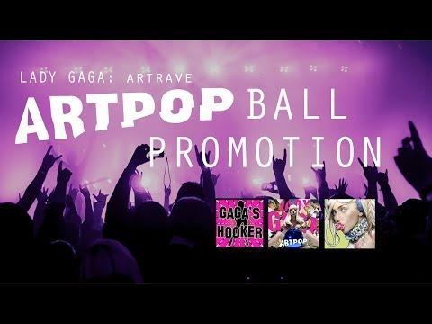 Lady Gaga - artRAVE: The ARTPOP Ball Tour Promo