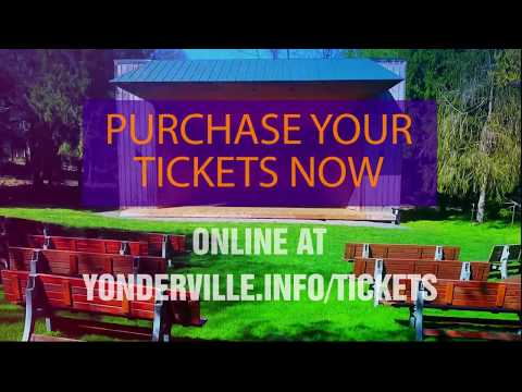 Yonderville Music and Arts Festival - 2018 Promo Video