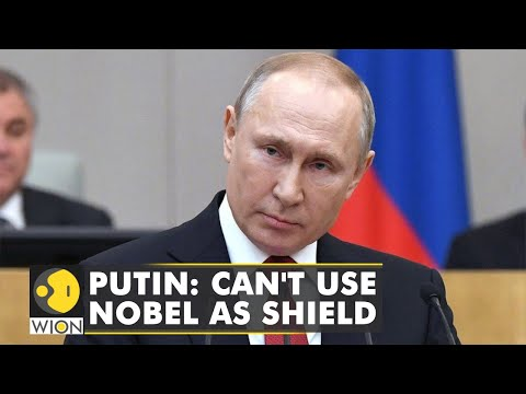 Russian president Vladimir Putin says that country ready to