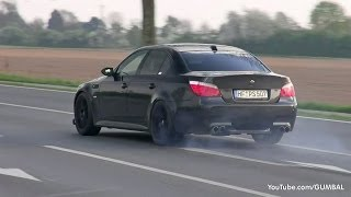 INSANE LOUD BMW E60 M5 F1 Dinan Stroker w/ KKS Exhaust!!