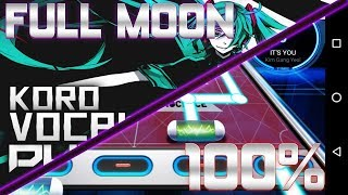 100 clear without miss beat mp3 20 koro   full moon