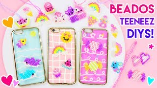 How to Make Beados Teeneez Accessories (Phone Cases, Necklaces, and more)!