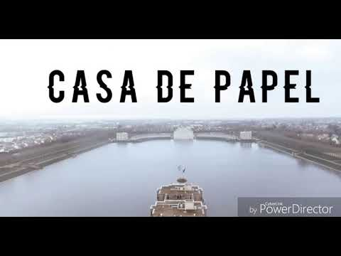 SKG- Casa De Papel ( Audio )