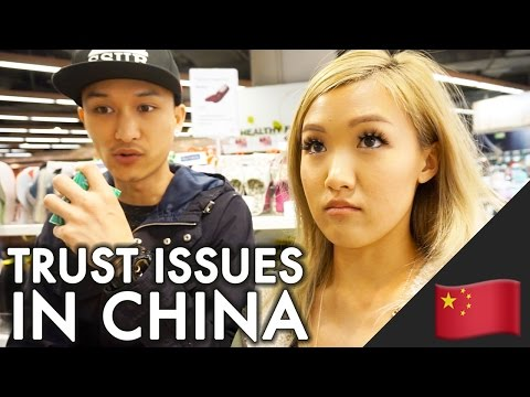 Trust Issues In China | #vlogsgiving