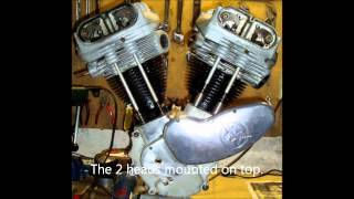 The making of a 700cc Matchless V-Twin