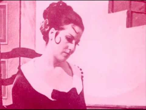 Luciana Serra - Una voce poco fa - Barbiere di Siviglia - 1974
