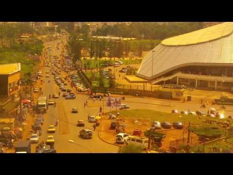 Palais des sports de Yaounde