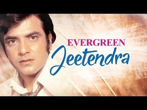 Evergreen Jeetendra | Bollywood Hindi Songs | Jukebox (Audio)