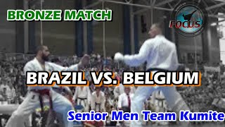 Brazil vs Belgium - Bronze Match