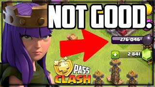 So Much WASTED Because of THIS in Clash of Clans!