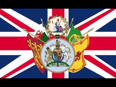 HOI4 ~ Modern mod ~ British Empire Ep1