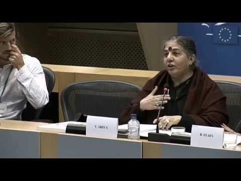 Vandana Shiva on the Draft EU Seed Legislation