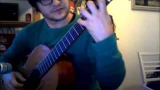 Hans Posegga - Die Sendung mit der Maus - Intro on Guitar