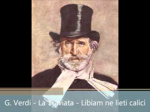 #14 G. Verdi - La Traviata - Libiam ne lieti calici