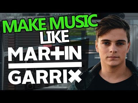 How to make FUTURE BASS like MARTIN GARRIX - FL Studio Tutorial