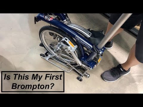 Buying My First Brompton?