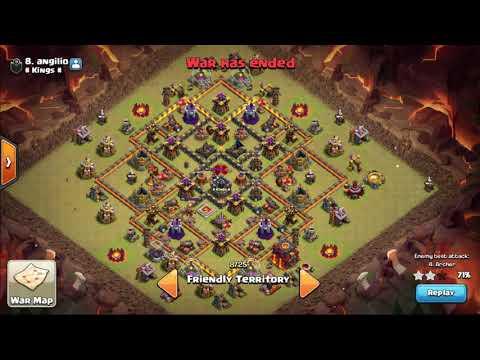 War recap # Kings # vs Russian Empire - Clã CWL Lite
