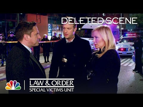 Law & Order: SVU - A Deadly Twist (Deleted Scene)