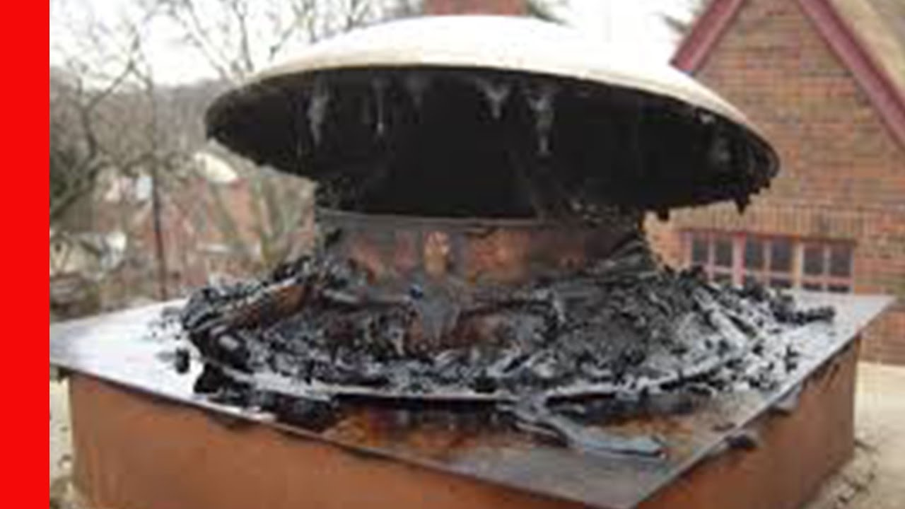 Signs Of A Chimney Fire Youtube